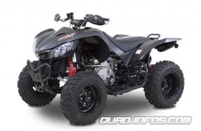 nouveau kymco 450maxxer ISE  2014 Captur12
