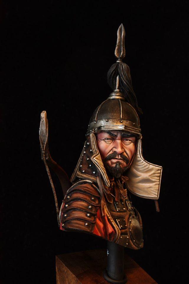 Archer mongol de Pegaso par Pisco 10845710