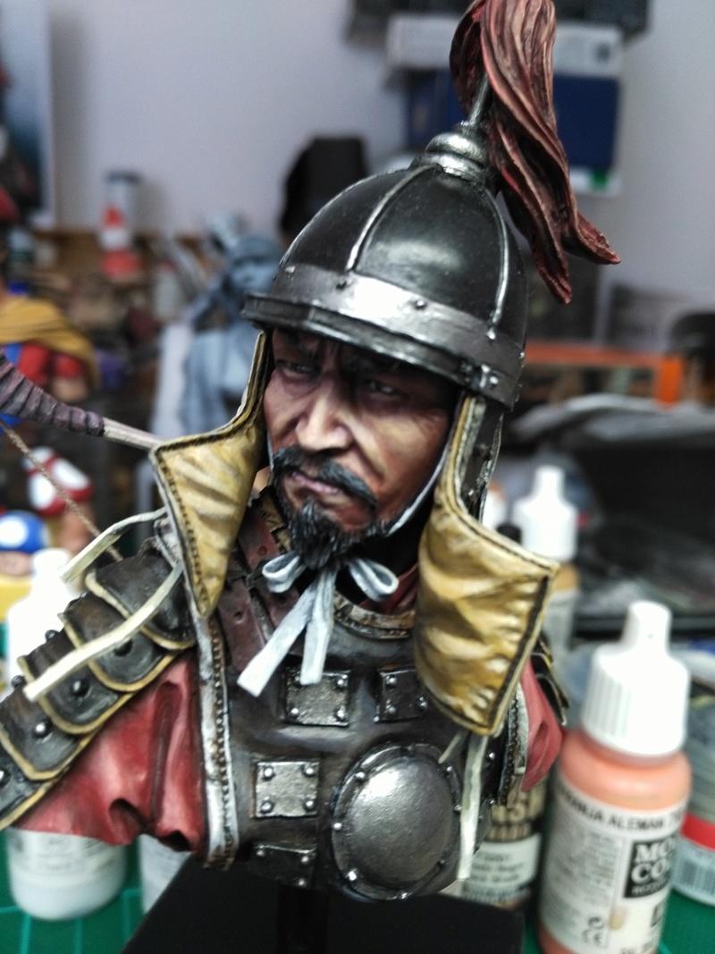Archer mongol de Pegaso par Pisco Img_2025