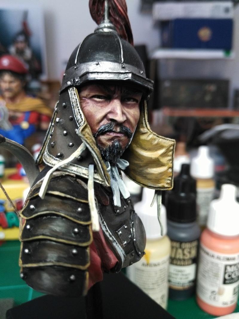 Archer mongol de Pegaso par Pisco Img_2026