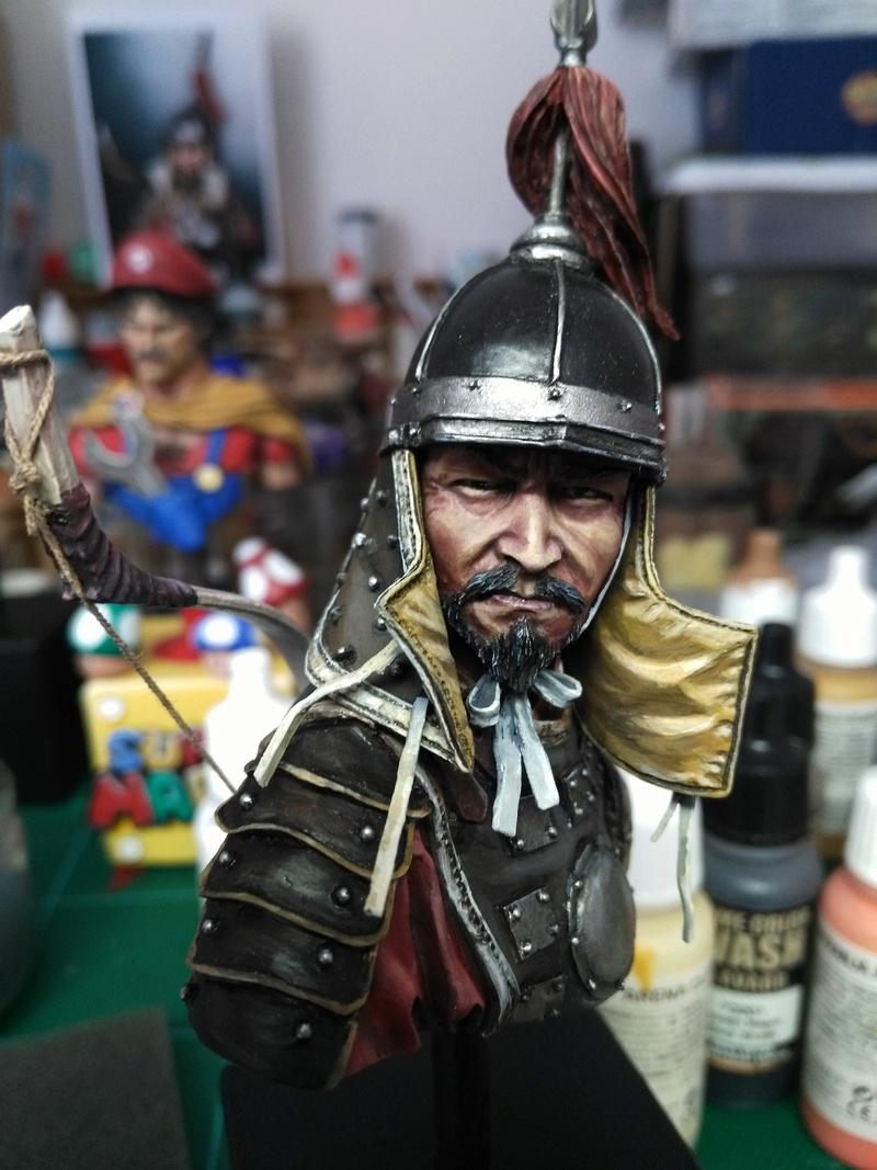 Archer mongol de Pegaso par Pisco Img_2027