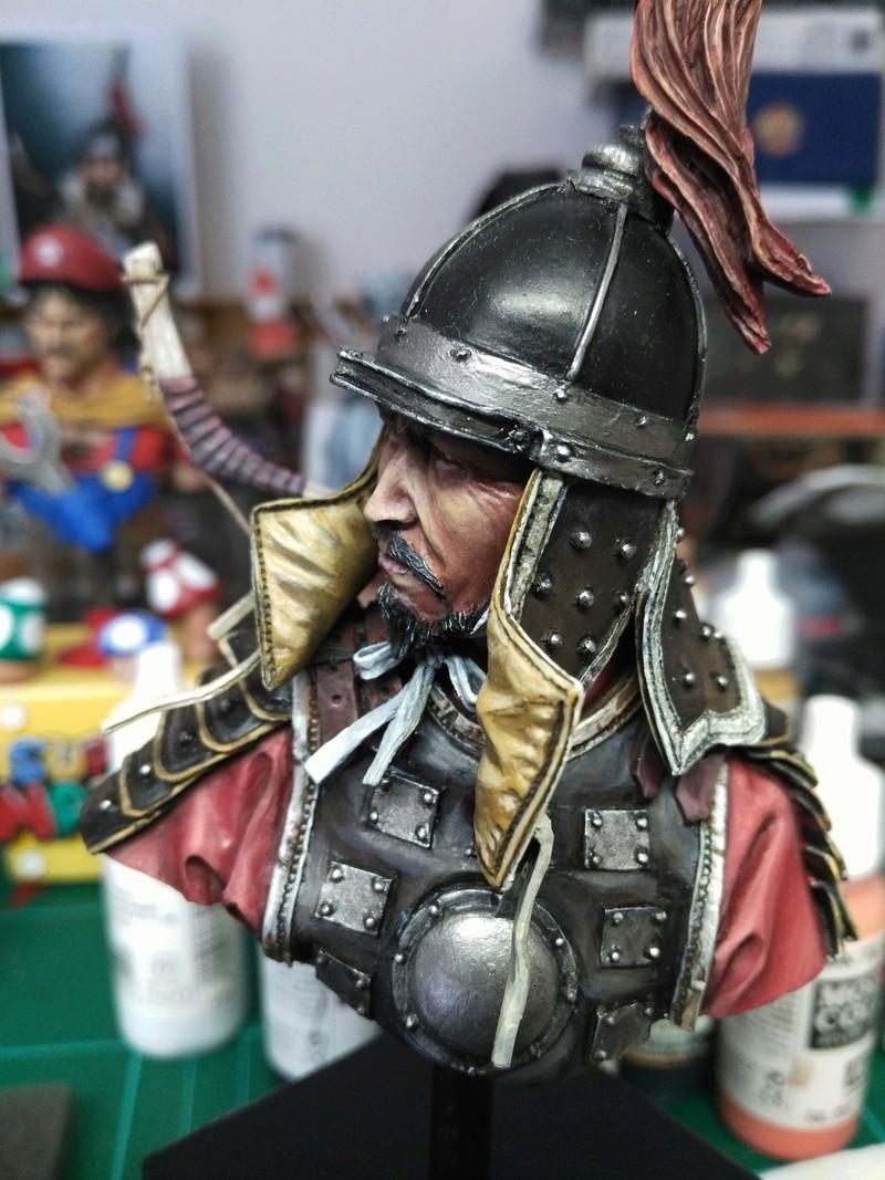 Archer mongol de Pegaso par Pisco Img_2028