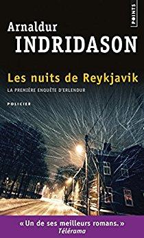 [Indridason, Arnaldur] Erlendur Sveinsson - Tome 11 : Les nuits de Reykjavik 51-ic910