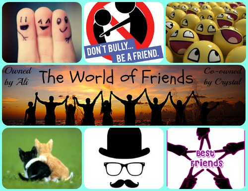 ♥☺☻~ World of Friends ~☻☺♥