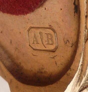 Sabre d'Officier Infanterie 1845 Ab_r10