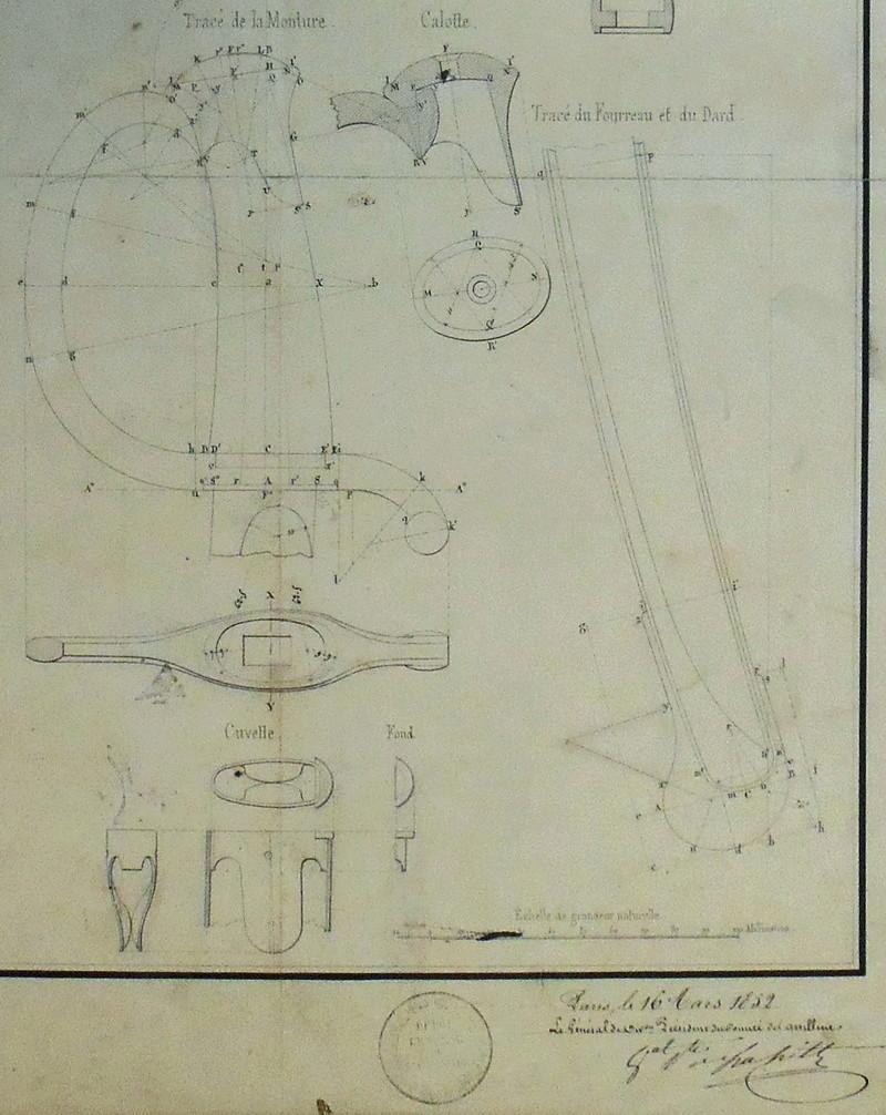 Sabre D'officier Artillerie Montée modèle 1829 - Page 2 Imgp3410