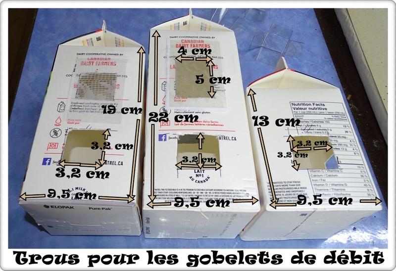 Triplex mangeoire recyclée  Mesure10