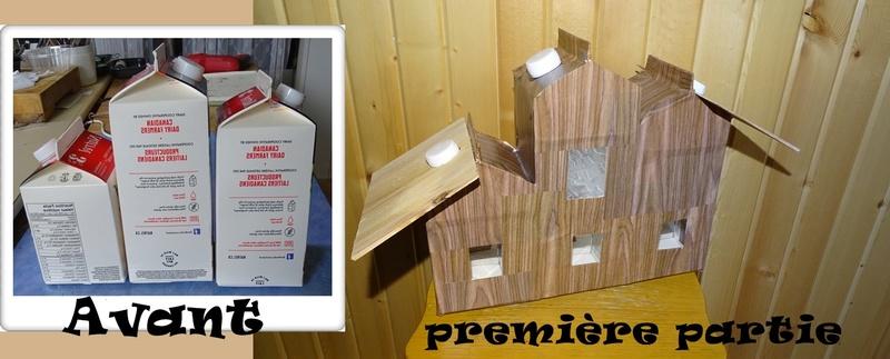 Triplex mangeoire recyclée  Triple13
