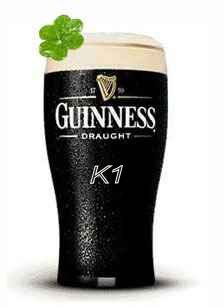 Happy St Pat's Guines10