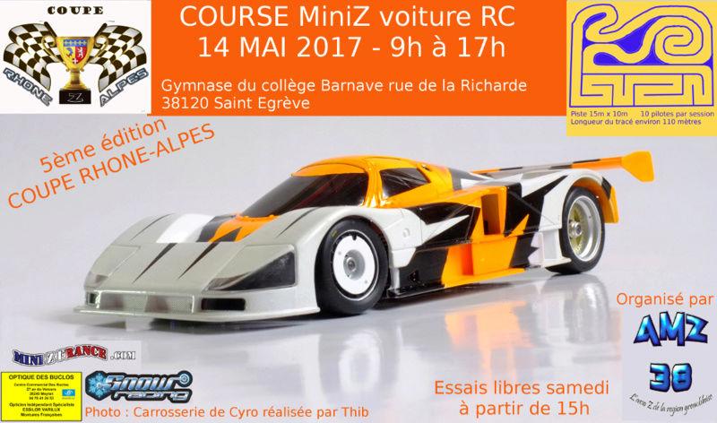 """5 ème coupe Rhône Alpes Grenoble le 13-14/05/2017 """"inscriptions ouvertes"""" Affich10"""