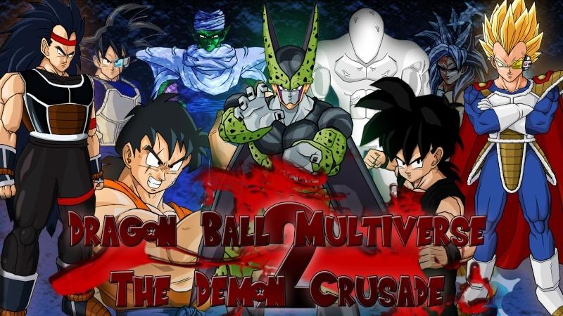 Dragon Ball Multiverse 2 Project