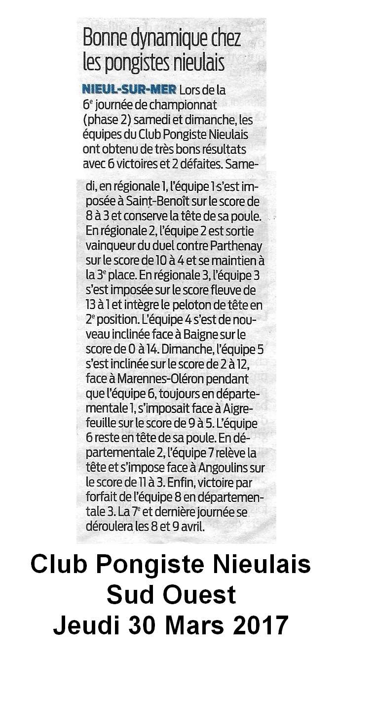 sud ouest 30 mars 2016 20170311