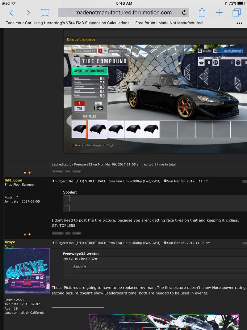 (FH3) STREET RACE Town Tear Up~~300hp (Fwd/RWD) Img_6129