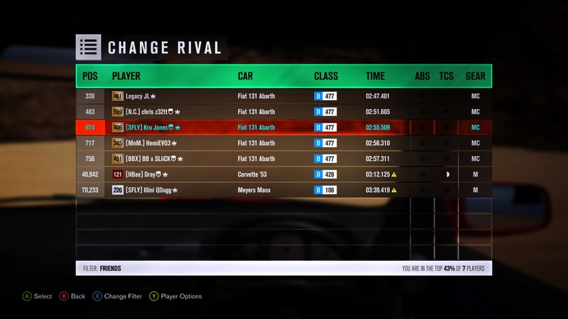 (FH3) Stock Car Challenge #4  Img_6527