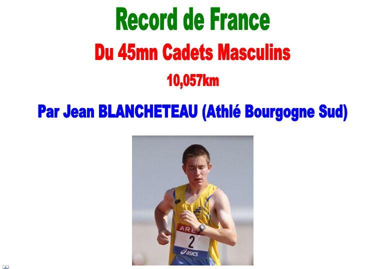 Records de France Cadets du 45minutes 1_rf_c10