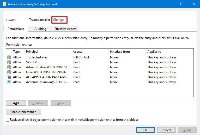 [Guide] Hướng dẫn mở lại Command Prompt trên Windows 10 Advanc10