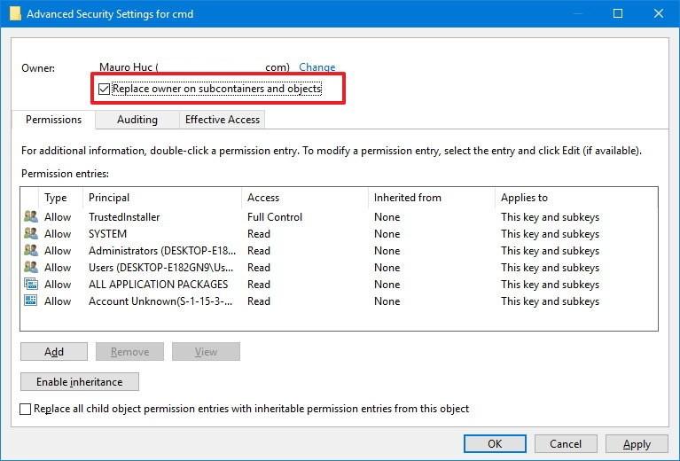 [Guide] Hướng dẫn mở lại Command Prompt trên Windows 10 Replac10