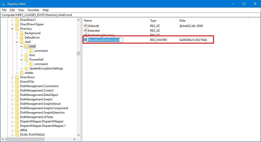 [Guide] Hướng dẫn mở lại Command Prompt trên Windows 10 Showba10
