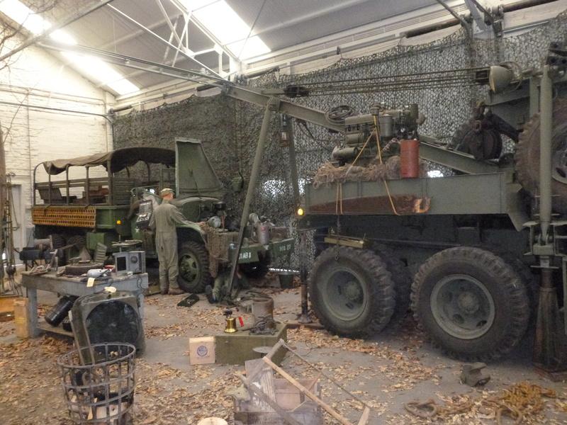 Projet de visite à Bastogne . P1040910