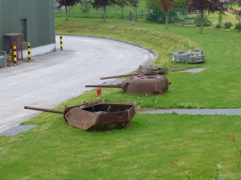 Projet de visite à Bastogne . P1050010