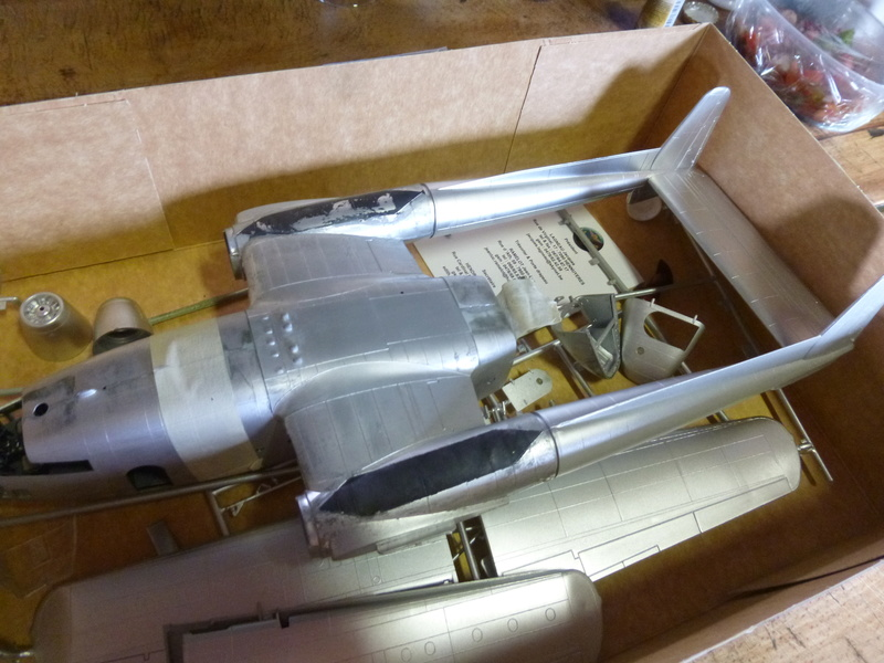 C-119 Flyn Box Car P1070810