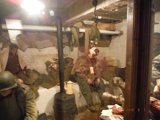 Projet de visite à Bastogne . Realit10