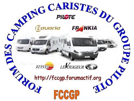 FORUM DES CAMPING-CARISTES DU GROUPE PILOTE