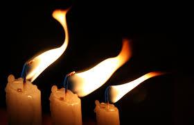 Поведение свечи в ритуале Ie_zza11