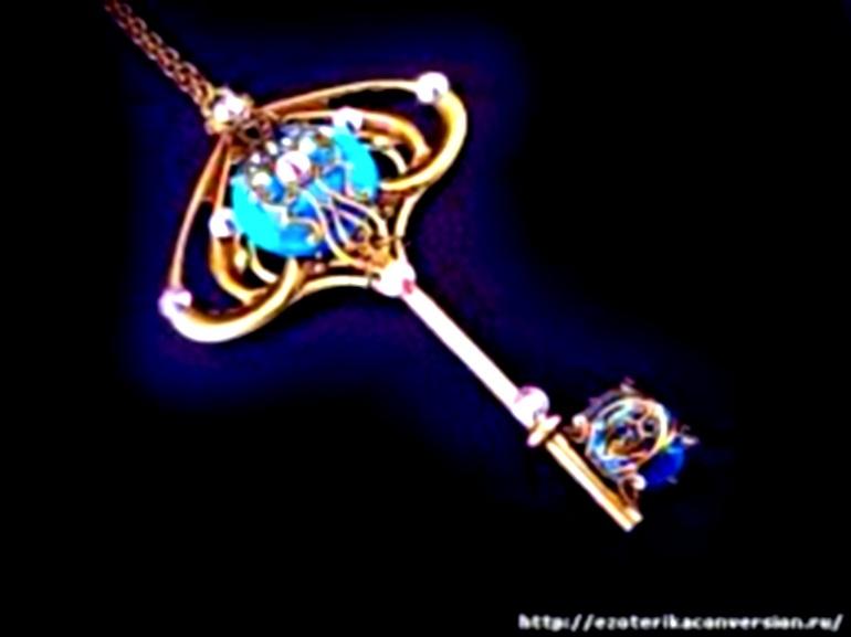 Черный Кристаллический Ключ Ie_zza15