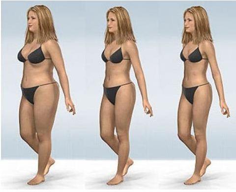 Снижение веса Рейки  Pohude10