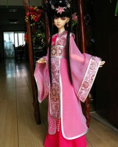 [Pullip, SD, Obitsu, DD, Disney] Blue&water P17 - Page 16 Kimono10
