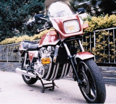 40 ans de série Z chez Kawasaki 1300_k10