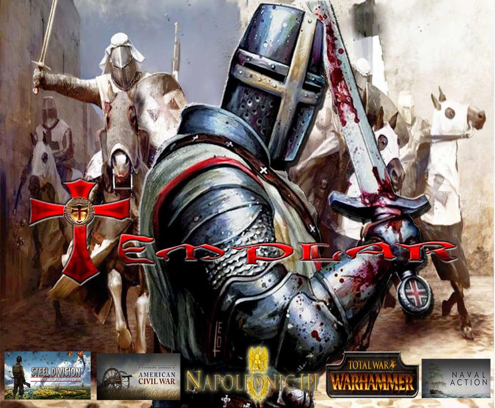 Total War Ordre des Templiers