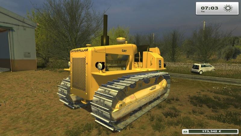Caterpillar D4E Cgt410