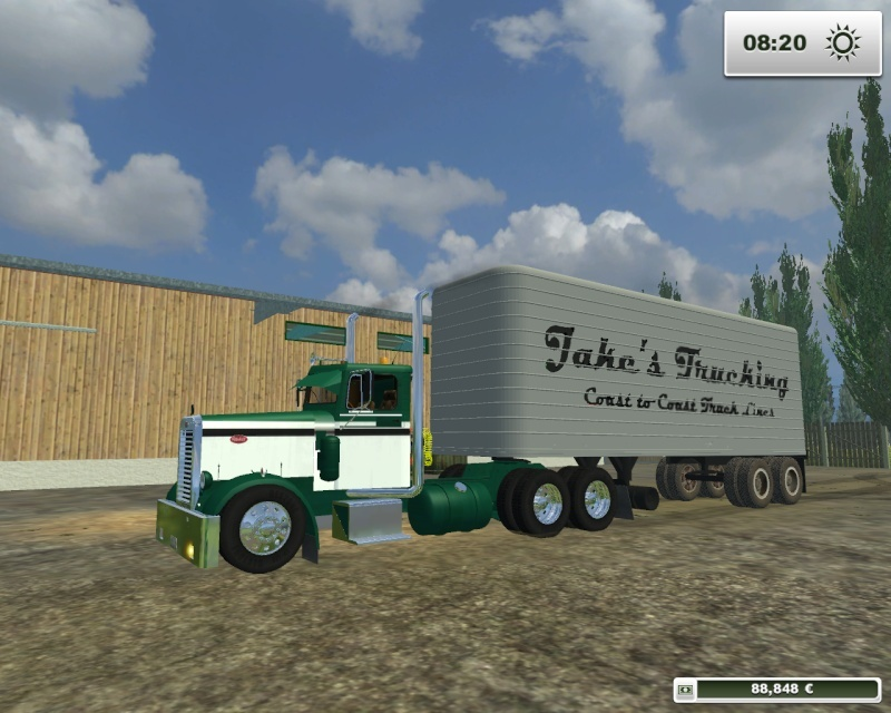 semi_with_1948_Fruehauf_trailer Fsscre44
