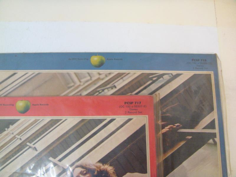 Beatles 1962-1970 set x4LP(apple records) Dsc05123