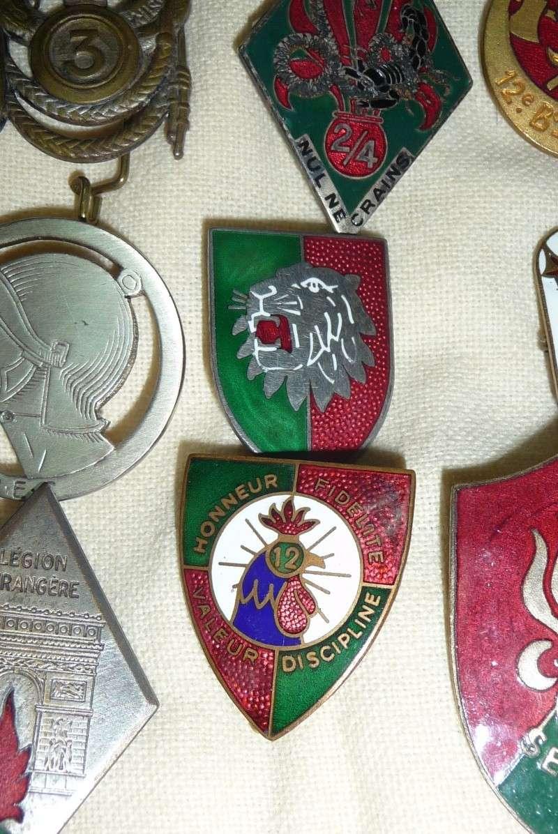 Les insignes de la Legion Etrangère Gors_p10