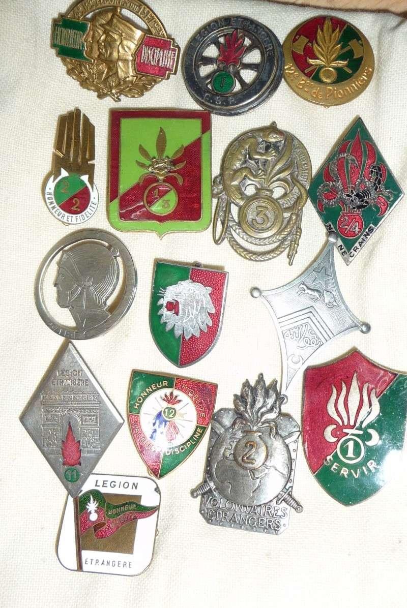 Les insignes de la Legion Etrangère Insign10