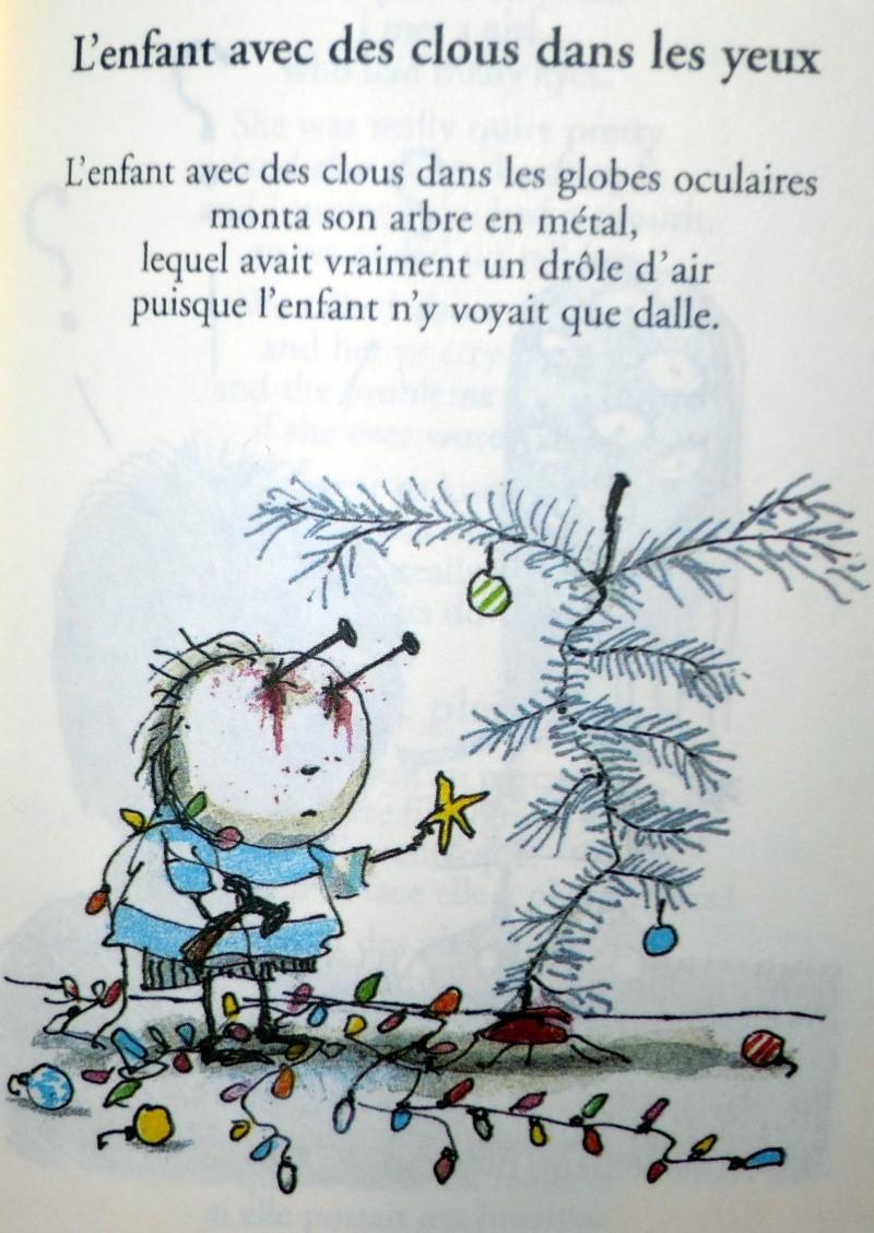 BURTON Tim - La triste fin du petit Enfant Huître et autres histoires P1010010