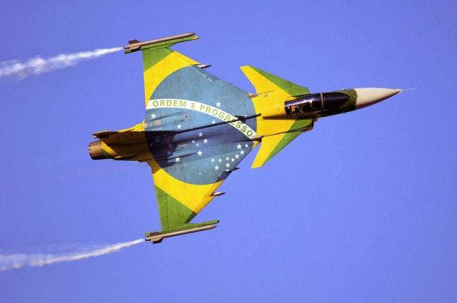 J-39 Gripen Bréziliens Brazil10