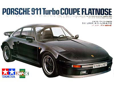 Tamiya Porsche 911 Flatnose 1/24 Flatno10