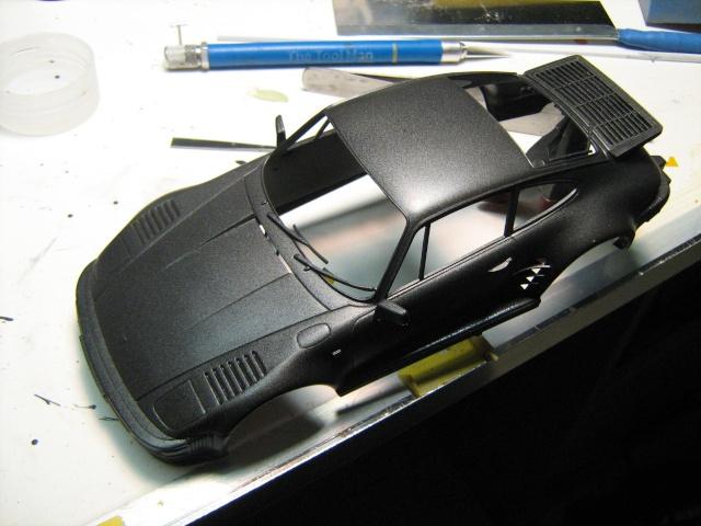 Porsche 911 Flatnose Tamiya Flatno13