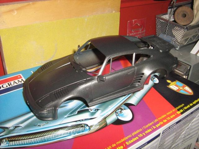 Porsche 911 Flatnose Tamiya Flatno14