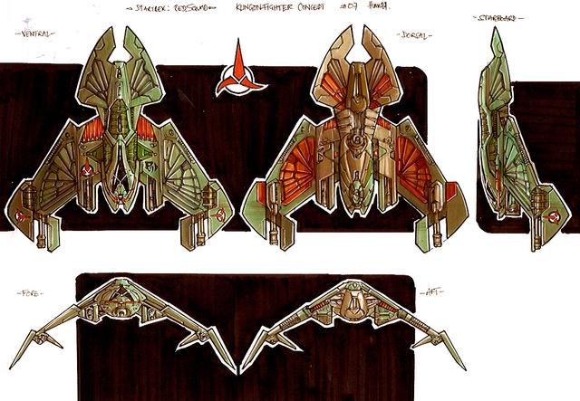 """Klingon """"Tug""""  Klingo11"""
