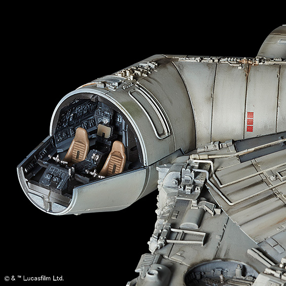 Sci-Fi et espace réel - NOUVEAUTÉ, RUMEURS ET KITS A VENIRS - Page 3 Millen11