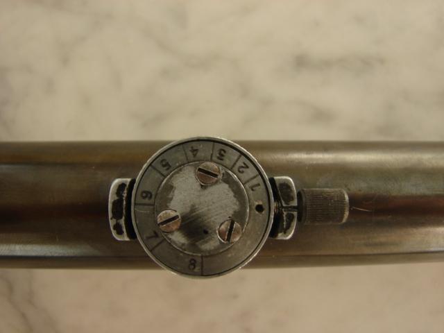 L'arme du tireur d'élite allemand de la Wehrmacht (1939-1945) : le Mauser K98k - Page 3 Dsc05912
