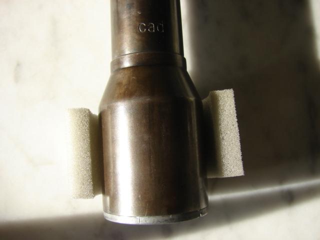 L'arme du tireur d'élite allemand de la Wehrmacht (1939-1945) : le Mauser K98k - Page 3 Dsc05913