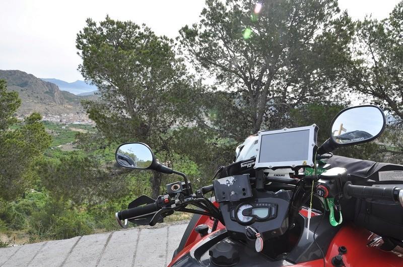 La coalition Charentaise fait les Sierras Andalouse et le désert de Gorafé Dsc_0021