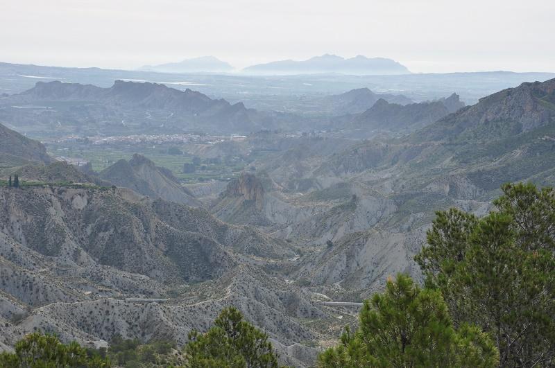 La coalition Charentaise fait les Sierras Andalouse et le désert de Gorafé Dsc_0022