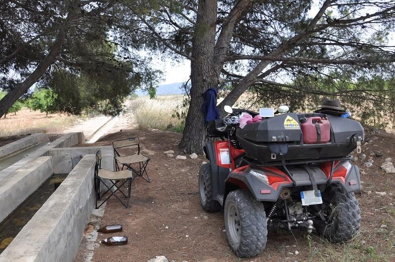 La coalition Charentaise fait les Sierras Andalouse et le désert de Gorafé Dsc_0025